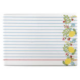 Greengate Brettchen Limona Pale blue Buttering Board