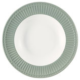 Greengate Deep Plate Suppenteller tiefer Teller dusty Mint