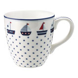 Kids Mug Kinderbecher Tasse Noah Blue