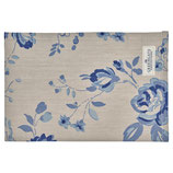Greengate Geschirrhandtuch Amanda dark blue