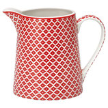 Greengate Jug Krug 0,5 l Judy Red