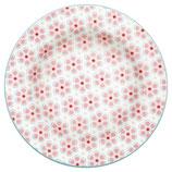 Greengate Kleiner Teller Leah pink small Plate