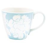 Greengate Mug Henkelbecher Teetasse Ingrid pale blue