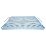 Greengate Tablett Pale blue large