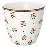 Greengate Mini Latte Cup Abi petit white