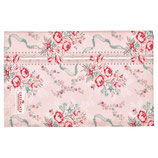 Greengate Geschirrhandtuch Betty Pale Pink