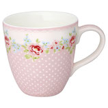 Kids Mug Kinderbecher Tasse Meryl pale pink