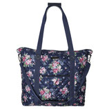Greengate Travel Bag Weekender Reisetasche Rose dark Blue