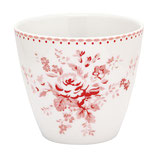 Greengate Latte Cup Abelone Raspberry