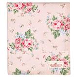Greengate Tischdecke Marley Pale Pink 150 x 150 cm
