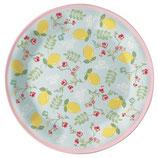 Grengate Melamin Teller Plate Limona Pale Blue