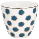 Greengate Latte Cup Svannah blue