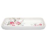 Greengate Tray Mini-Tablett Servierplatte Elouise white