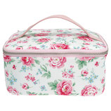 Greengate kleine Kühltasche Meryl white Cooler Lunch Bag