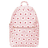 Greengate Rucksack Strawberry white
