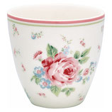 Greengate Mini Latte Cup Marley white