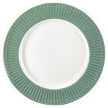 Greengate Dinner Plate großer Speiseteller dusty green