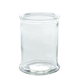 Greengate Apothekerglas Vase Windlicht