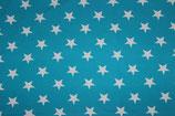 Swafing Vicente Jersey Sterne türkis-weiß
