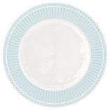 Greengate small Plate kleiner Kuchenteller blue