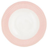 Greengate Deep Plate Suppenteller tiefer Teller pink