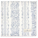 Greengate Brotkorbdeckchen Jenny Dusty Blue