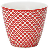 Greengate Latte Judy Red