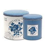 Greengate Dosen 2er Set Frida Blue