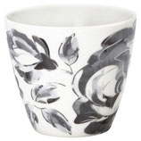Greengate Latte Cup Amandy dark grey