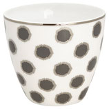 Greengate Latte Cup Svannah white