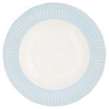 Greengate Deep Plate Suppenteller tiefer Teller blue