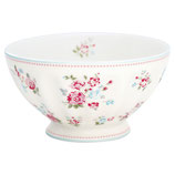 Greengate Schälchen Frenchbowl Large Sonia white