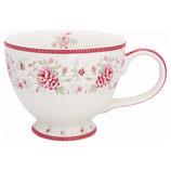 Greengate Große Teetasse Flora vintage Teacup