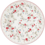 Greengate Kleiner Teller Carly white small Plate