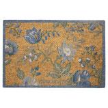 Greengate Fußmatte Abtreter Donna Blue Doormat