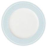 Greengate Dinner Plate großer Speiseteller blue