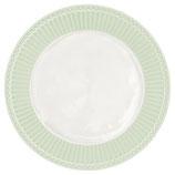 Greengate Plate Frühstücksteller green