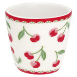 Greengate Eierbecher Cherry white