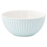 Greengate Cereal Bowl Müslischale Suppenschälchen blue