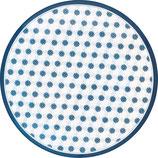 Grengate Melamin Teller Plate Lolly Blue
