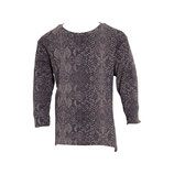 Greengate Jersey Top Alli warm grey