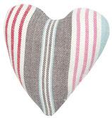 Greengate XMas Anhänger Herz Heart Zara beige