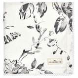 Greengate Brotkorbdeckchen Amanda dark Grey