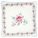 Kissenbezug Meryl white 40 x 40 cm