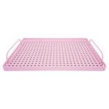 Greengate Tablett Pale pink medium