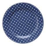 Greengate Frühstücksteller Spot blue