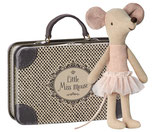 Ballerina Maus Mouse im Metallkoffer Big Sister