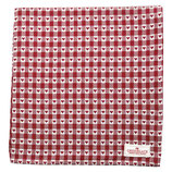 Greengate Tischdecke Heart Petit Red 145 x 250 cm