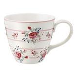 Greengate Mug Henkelbecher Teetasse Fiona Pale Pink