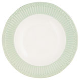 Greengate Deep Plate Suppenteller tiefer Teller green